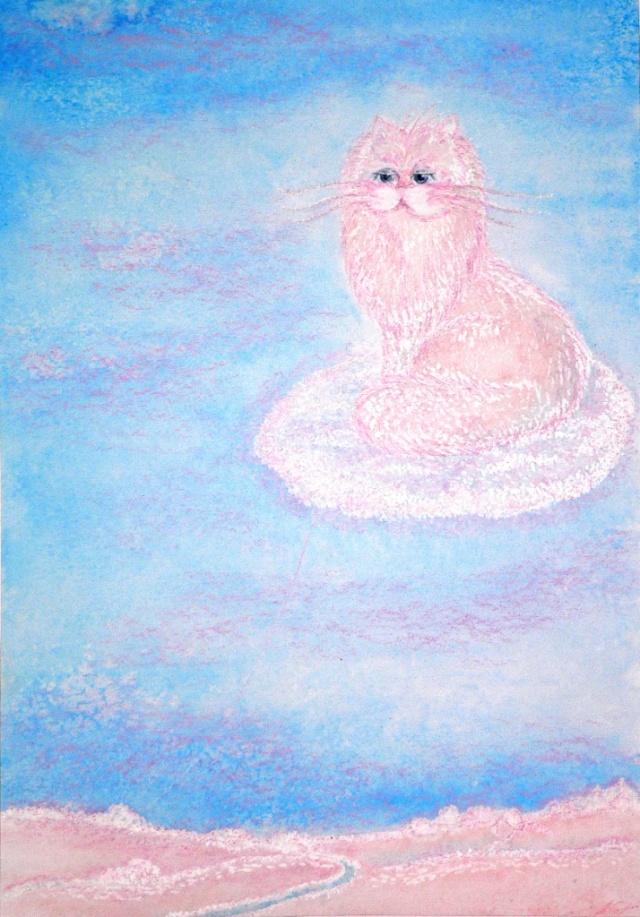 9. Розовый Кот и его сны
