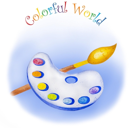 Colorful World small